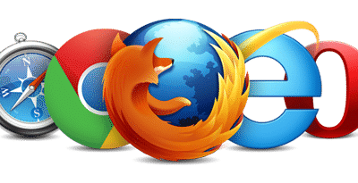 Most Popular Browsers 2018