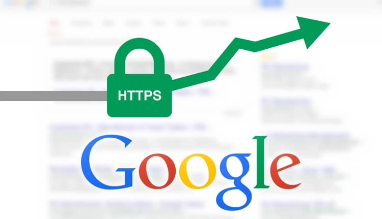 Ranking Boost For Secure Sites